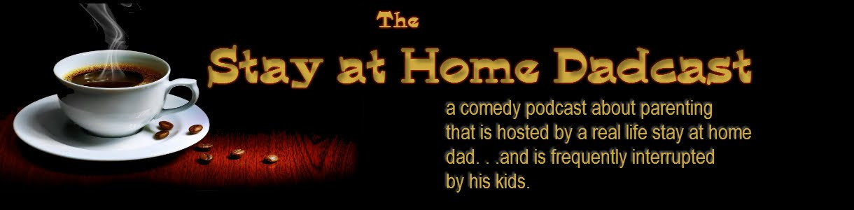 The Stay at Home Dadcast