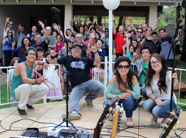 Surfistas no aniversário do Álvaro, Gravataí/RS