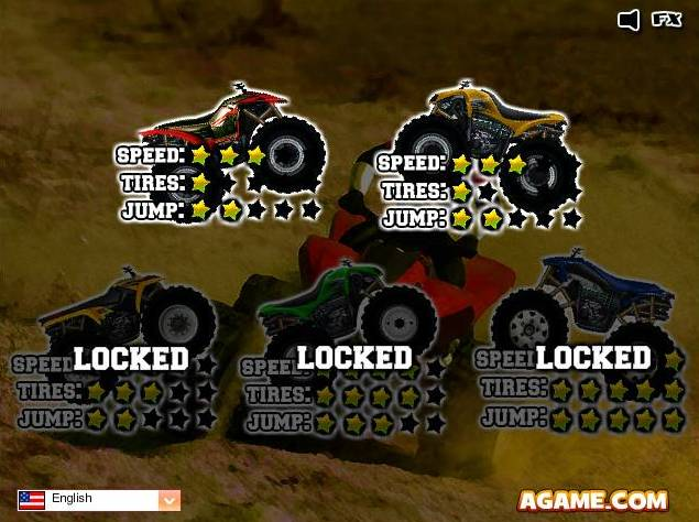Atv Destroyer Car Game