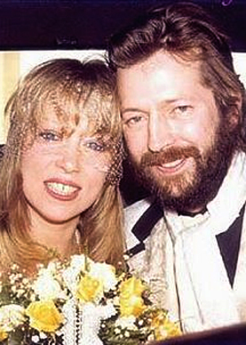 Swiss Beatles Fan ClubPattie Boyd Eric Clapton Wedding