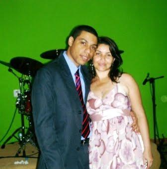 Prs. Ronaldo e Fátima Dias