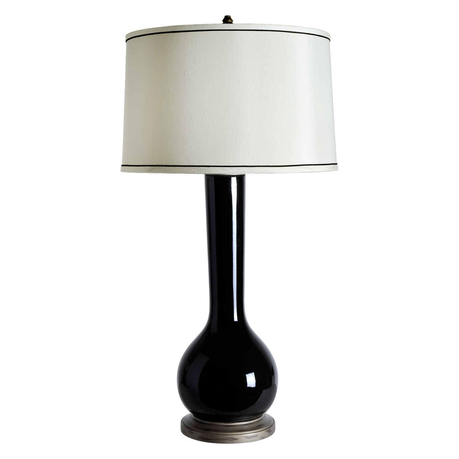 Zinc Door Bungalow 5 Ceylon Black Lamp