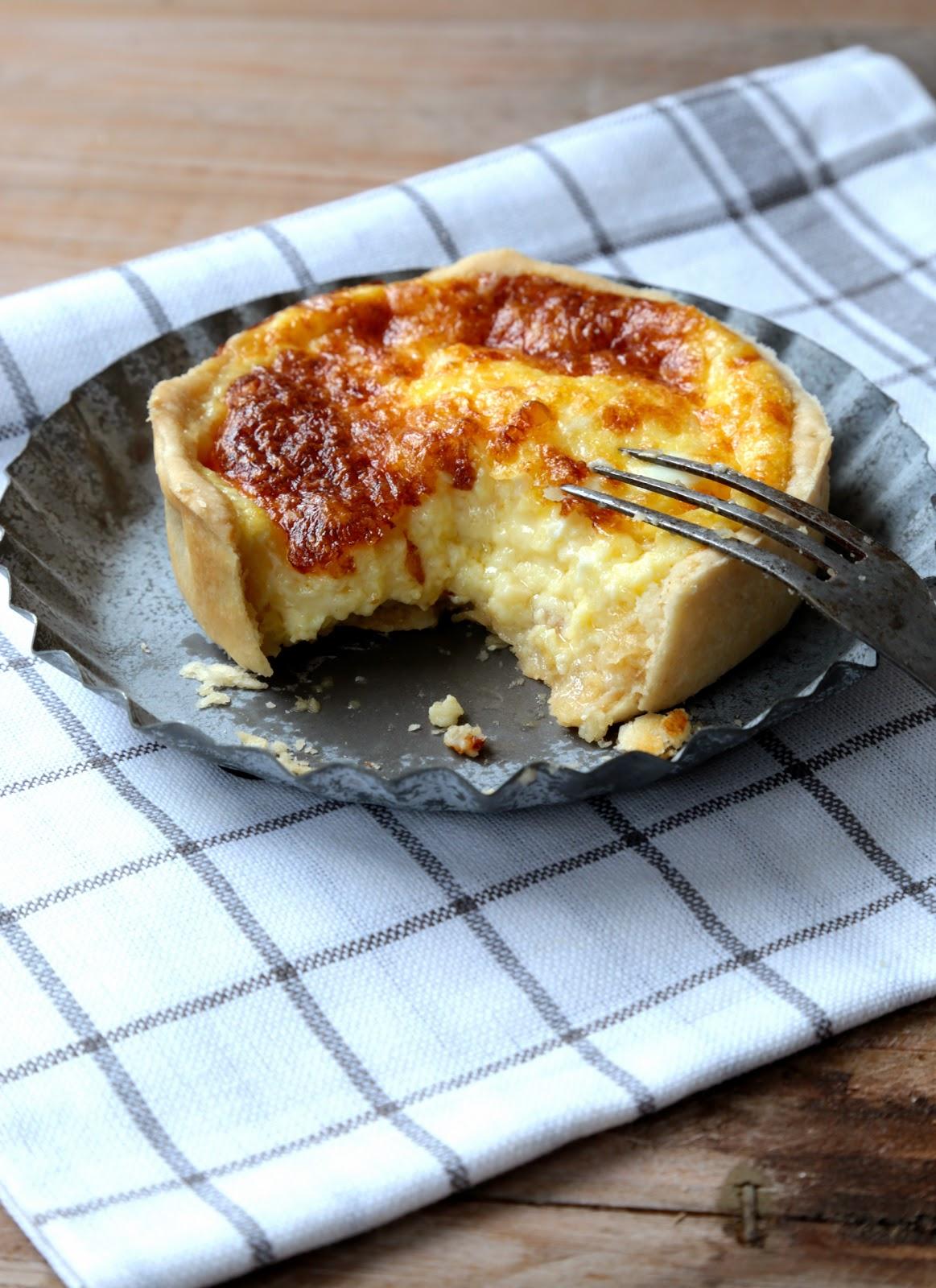 Gateau fromage gruyere