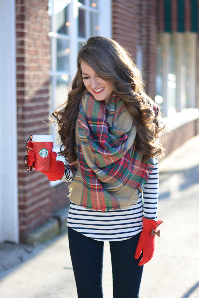 Southern Curls & Pearls: The Most Popular Scarf of All Time