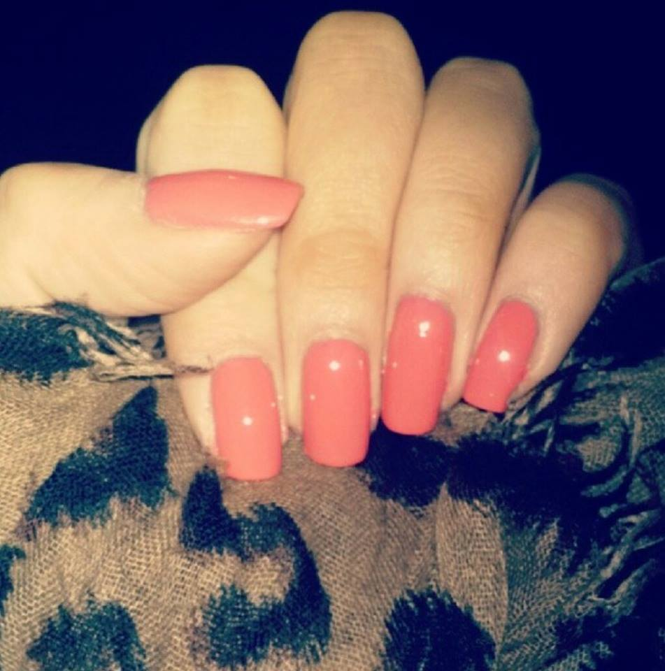 SassieDoll: My Top 5 Nail Colours this Summer