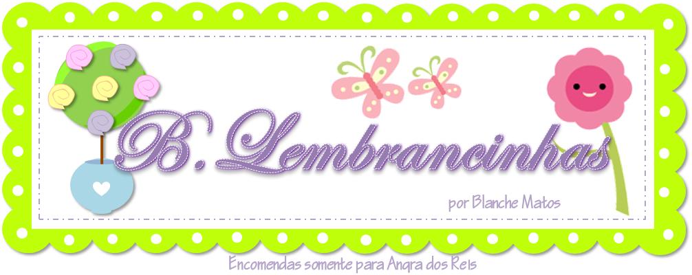 B.Lembrancinhas