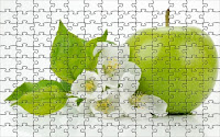 Green apple puzzle