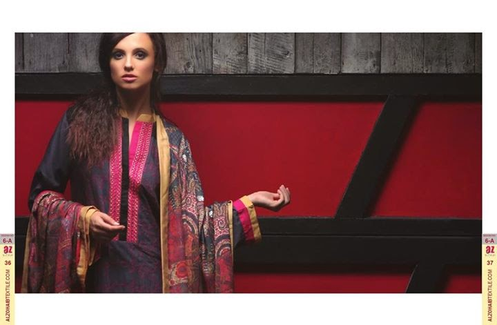 Aysha Zara Woven Shawl Collection for Girls