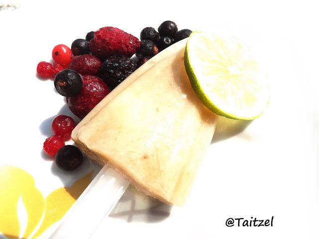 reteta smoothie de fructe sanatos inghetata