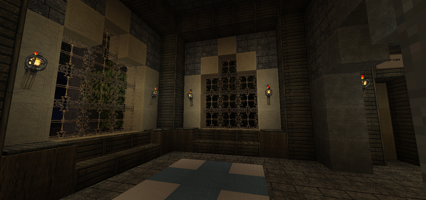 How To Make A Painting Into A Door In Minecraft