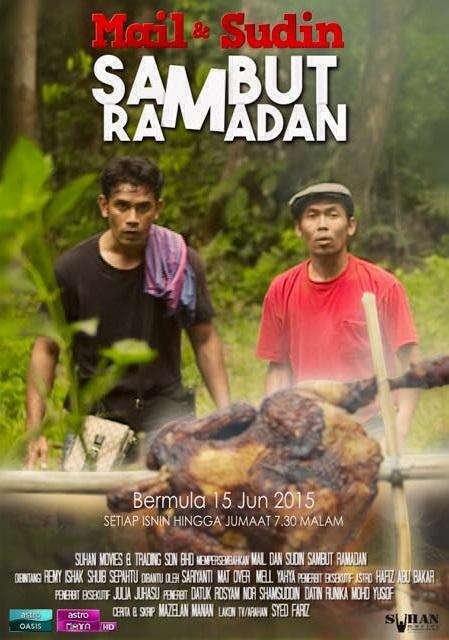 Mail Dan Sudin Sambut Ramadan Episod 1