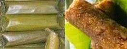 Kue Tradisional Lampung ( Benjak-enjak )