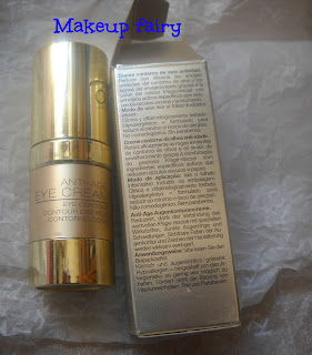 kiko antiage eye cream