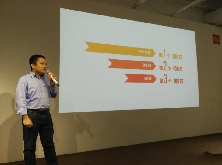 Xiaomi Mi Band atinge 4 milhões de unidades vendidas