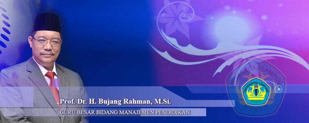 Bujang Rahman