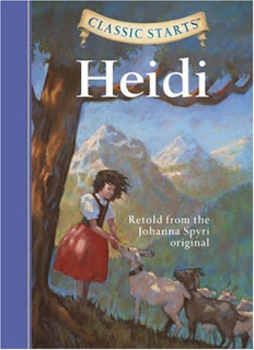 4 Heidi%252C%2Bby%2BJohanna%2BSpyri 10 of the Most Inspiring Travel Books