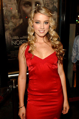 Amber Heard Vestido Fashion
