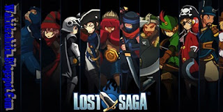 Cheat LS Lost Saga Terbaru Oktober 2013