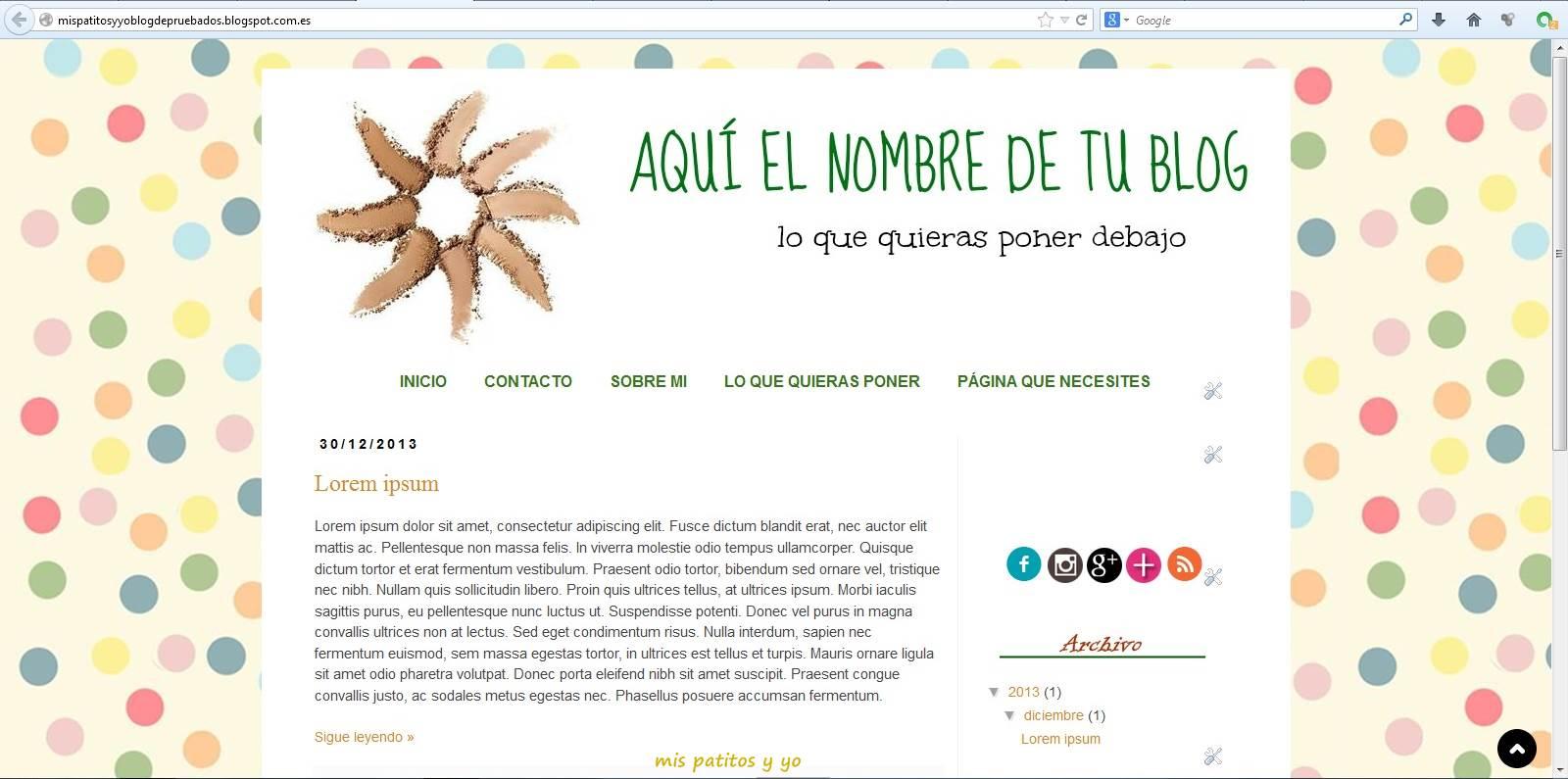 http://mispatitosyyoblogdepruebados.blogspot.com.es/