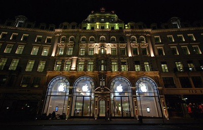 World's Largest Apple Store, Apple Store Covent Garden,