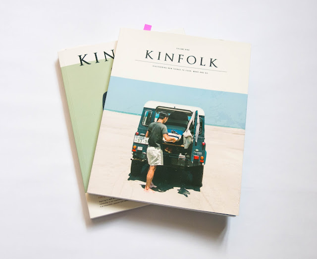 Bought these kinfolk from Bookdepository and have it sent to Singapore
