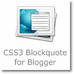 Add Blockquote/Syntax highlighter in Blogger
