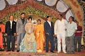 Dil Raju Daughter Hanshitha Wedding reception-thumbnail-18