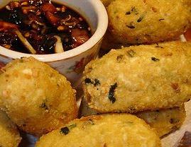 Tofu Croquettes Perkedel Tahu