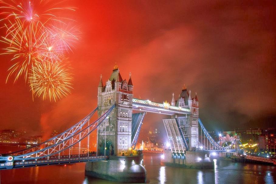 英國倫敦塔橋旅遊