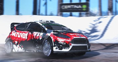 new games wrc 5 fia world rally championship ps4 ps3 xbox one xbox 360 the entertainment. Black Bedroom Furniture Sets. Home Design Ideas