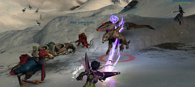 Guild Wars 2 GW2 griffon