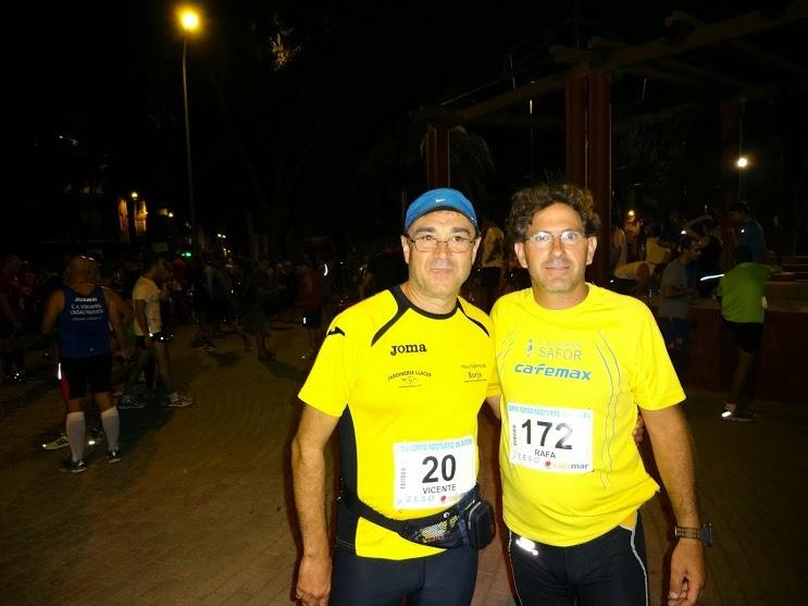 II Gran Fondo Nocturno Alfafar 2013