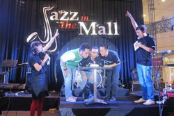 Jazz in the Mall Ciputra Semarang