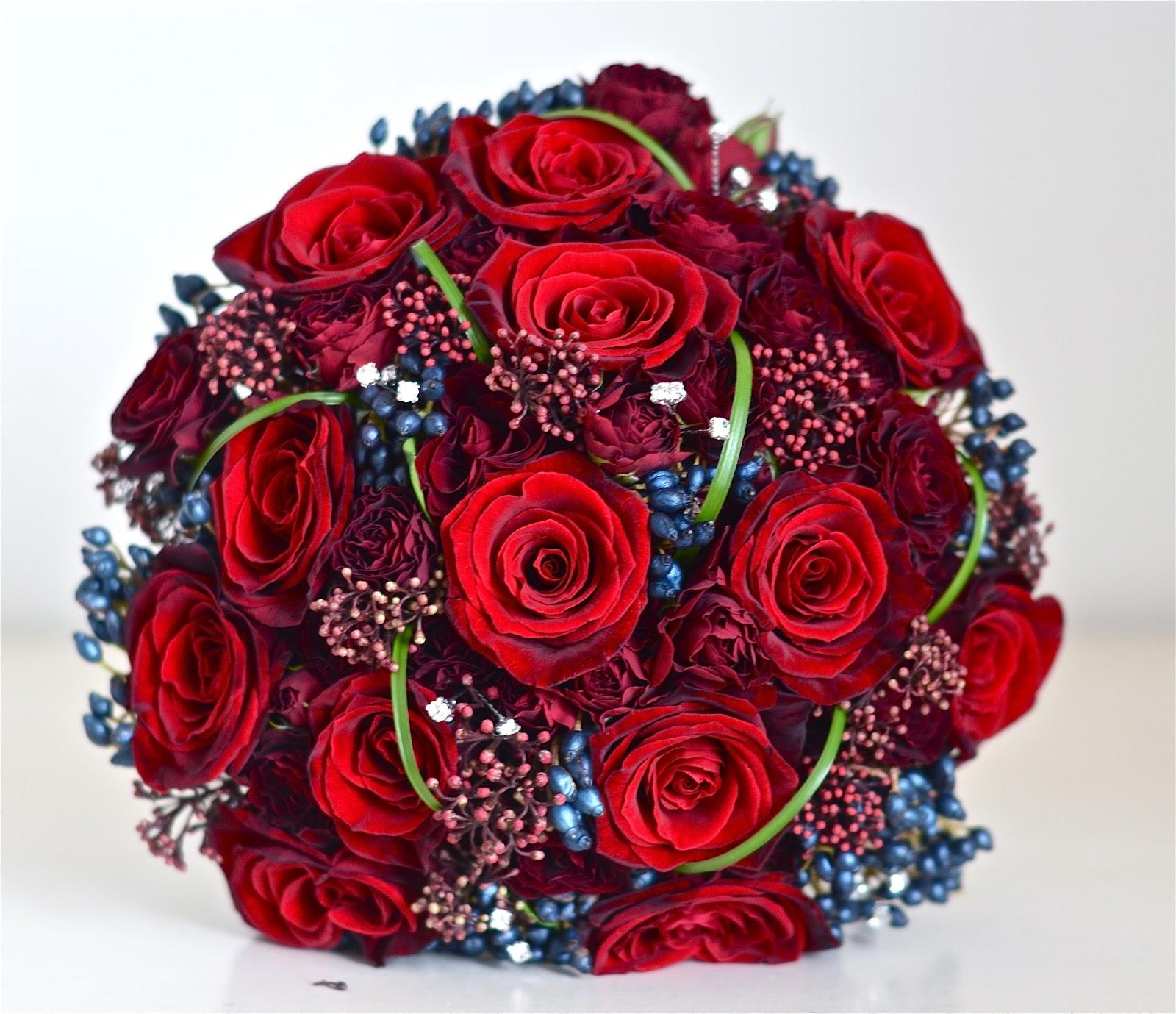 Wedding Flowers Blog Nikki 39 S Winter Wedding Flowers