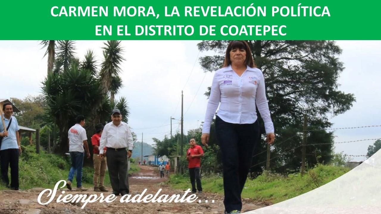 EN EL DISTRITO DE COATEPEC