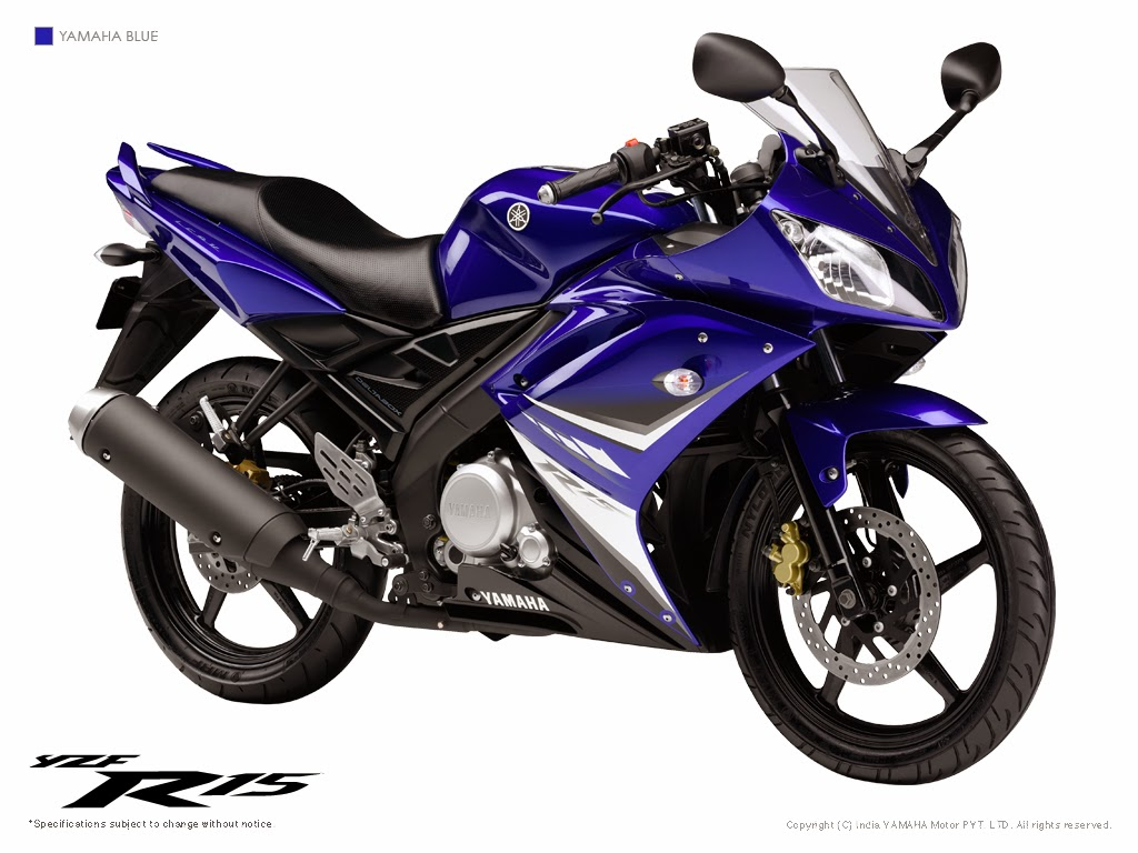 Yamaha YZF R15 Dibanderol dengan Harga 25 Jutaan?