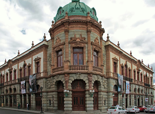 Teatro Macedonio Alcalá, Oaxaca
