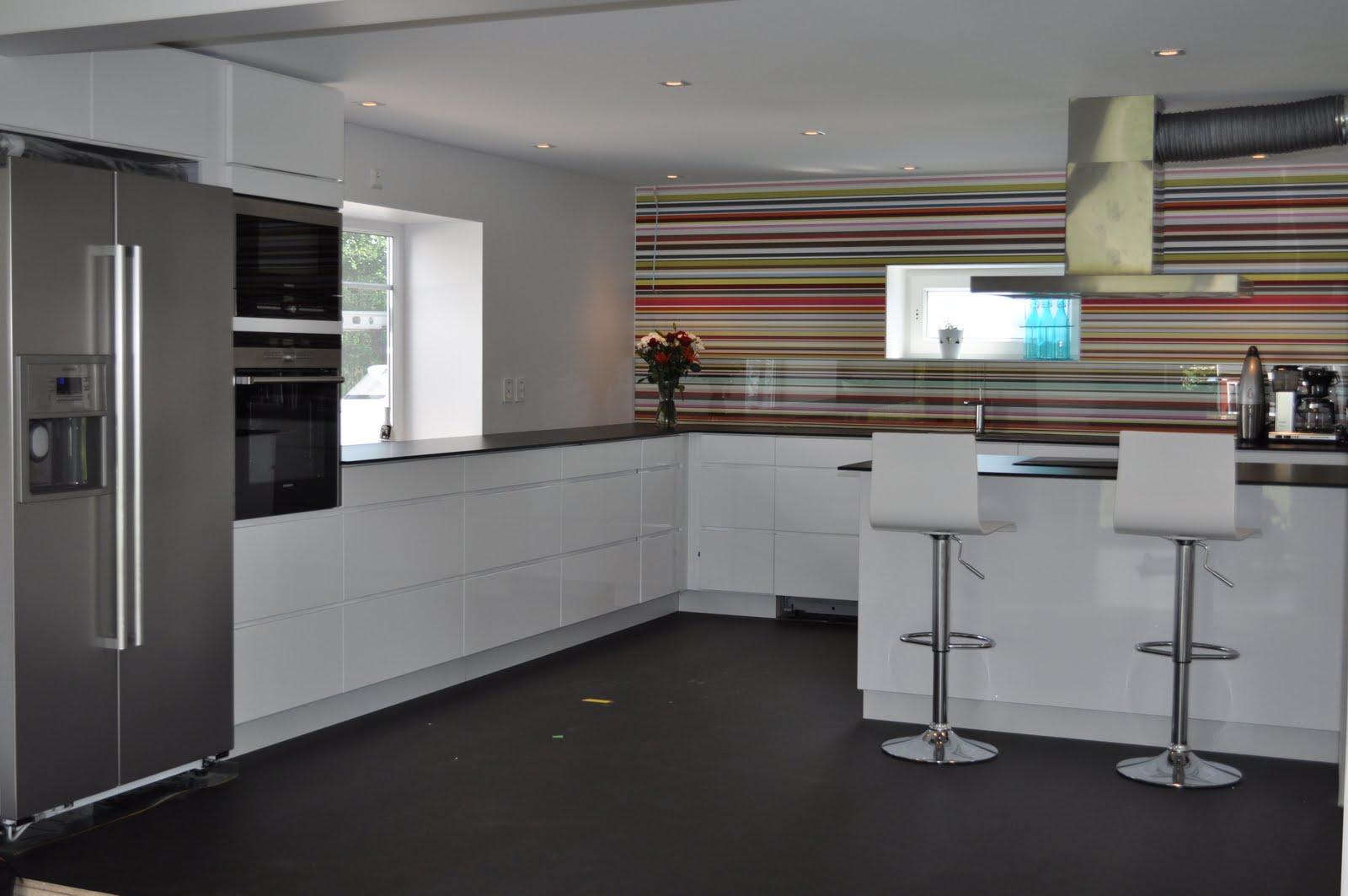 Eriksens design: nya köket