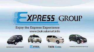 Alamat TAXI Express di Medan