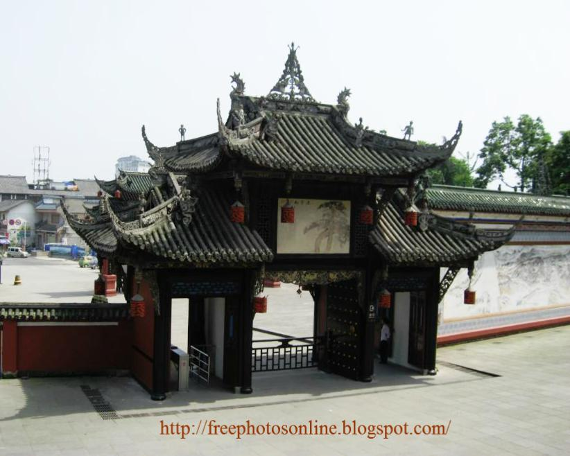 Chinese Temple-Temples In China