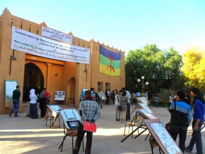 أيام ثقافية إشعاعية أمازيغية  بالرشيدية بالصور  8