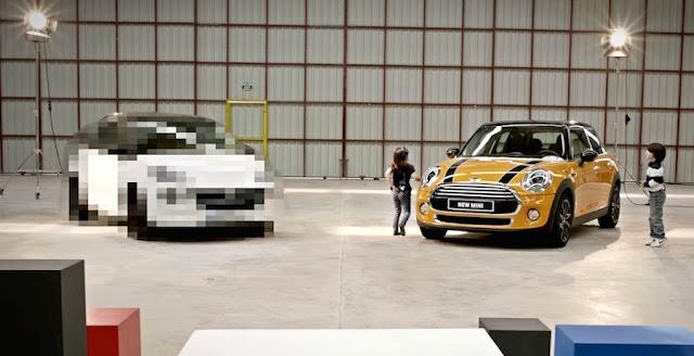 子供たちが好きな車は?MINIがシンプルでユニークなテスト映像を公開