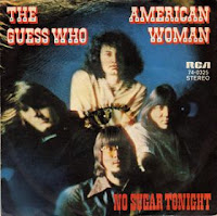 American Women cover - The Guess Who image