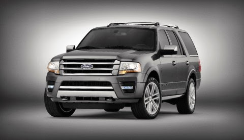 All About the 2015 Ford Expedition Reveal