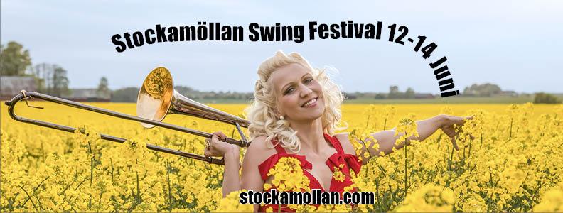 Stockamöllan Swing & Jazz Festival 12-14 JUNI 2015