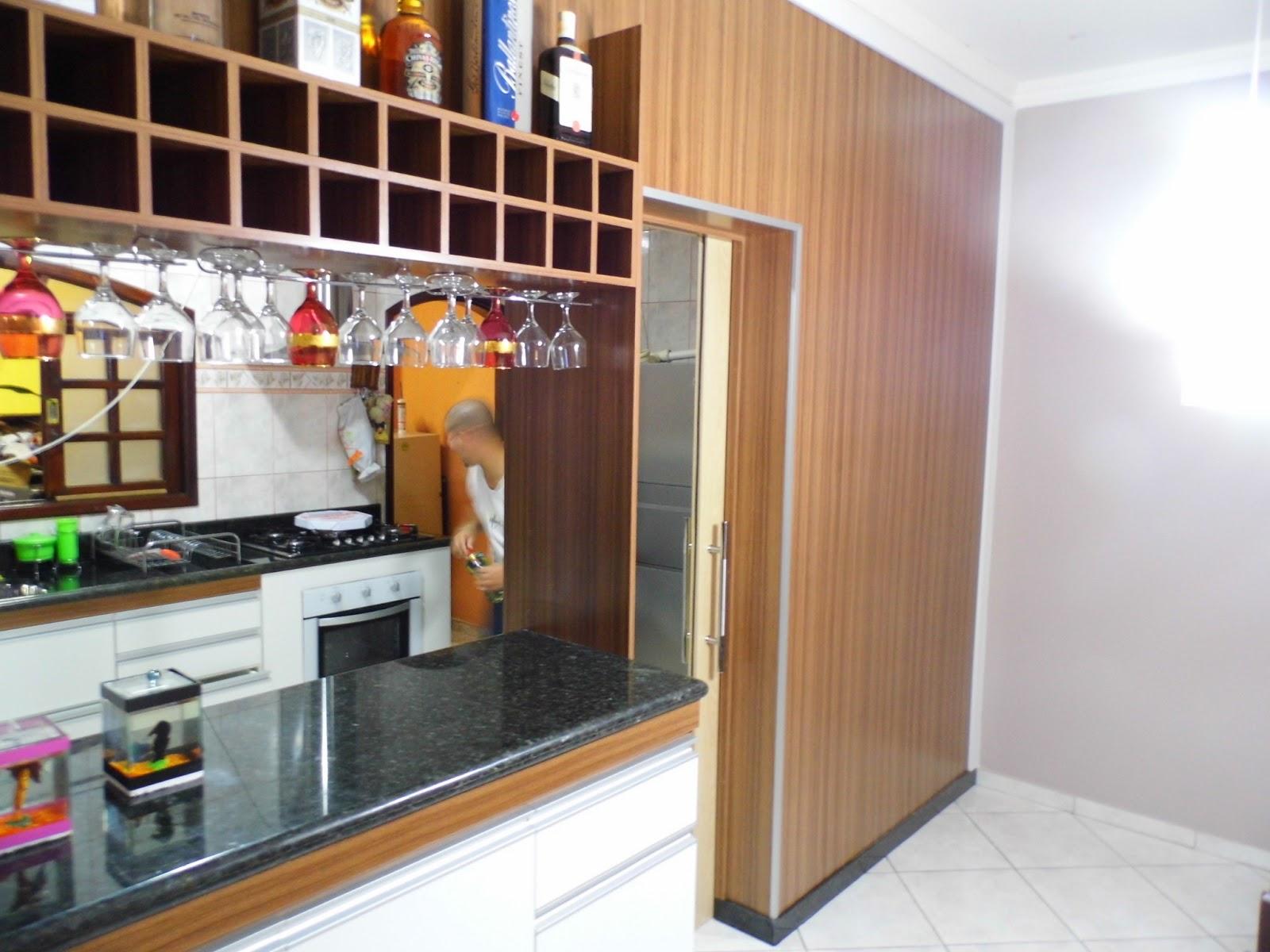 balcão cozinha americana revestimentoIdéias de decoração para casa #9C662F 1600 1200