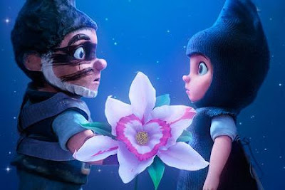 Gnomeu e Julieta, Filmes Infantis, Filmes para Crianças, Gnomos, Belos Filmes, Desenhos Infantis, Desenhos para Crianças, Animação, Flores, Namoro