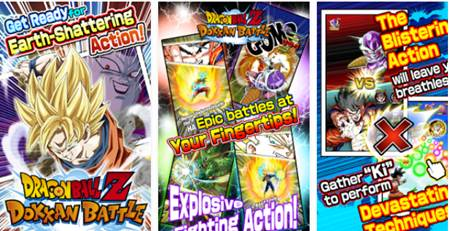 Download Dragon Ball Z Dokkan Battle .APK Full Data Android