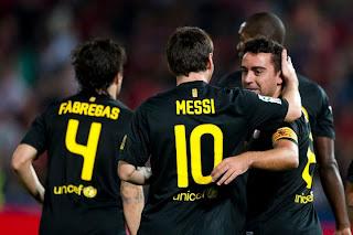 Barcelona derrotó a Granada por la mínima diferencia