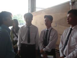 นักศึกษา ในโครงการพระราชดำริฯ